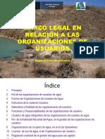 3 Marco Legal Sobre Organizaciones de Usuarios 0 2
