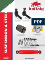 BUFFALO CATALOG Suspension&Steering