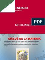 Ciclos Materia