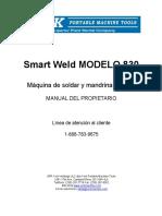 Manual de Partes, Servicio, Operación (Español 2017)_830
