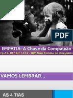 EMPATIA - A CHAVE PARA A COMPAIXÃO.pptx
