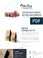 Catalogo ArTea Retail Jul Ago 2019
