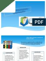 Ciclo Vital Del Documento y Uso de Las TRD