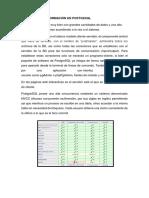 Manejo de La Información en Postgesql y Tendencias Futuras-lusdielka