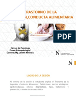 TRASTORNO DE LA INGESTION CONDUCTA ALIMENTARIA.ppt
