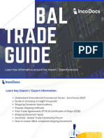 IncoDocs Trade Guide Shipping Import Export IncoTerms Freight Forwarder Documents 2019 Small