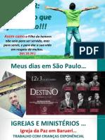 A BENÇÃO DE SERVIR .pptx