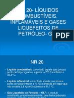 NR 20 - Líquidos Combustíveis%2c Inflamáveis e Gases Liquefeitos de Petróleo (GLP) - 00173 %5b E 9 %5d