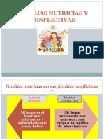 4 .-Familias Nutricias y Conflictivas