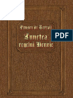 Ponson Du Terrail - Junetea Regelui Henric [Ibuc.info]
