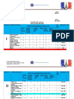 Planificare limba franceza L1, cl 5  manual SITKA  ans scolar 2019-2020