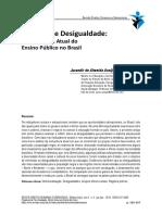 Araújo. Educaçao e desigualdade.pdf