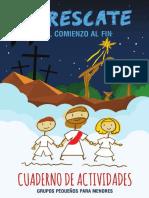 Web Cuaderno Pg 2018 El Rescate