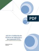 AA5-Ev1-Validación de Técnicas de Migración y Herramientas ETCL