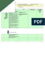 Planificación Taller de Manualidades Unidad 2 Títeres y Cumpleaños