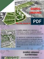 1 Clase Diseño Urbano
