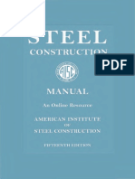 AISC 15th  Steel Construction Manual.pdf