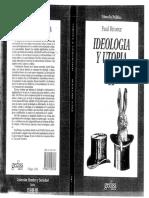 Ricoeur Ideologia y Utopia Conferencia