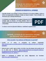 Info_Webinars de Bienestar