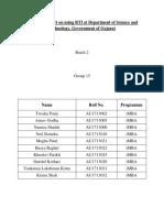 RTI Report