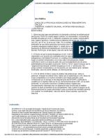 Jurisprudencia 2018- Bustamante Victoria Del Valle y Otros c Provincia de Neuquen s Accion Procesal Administrativa