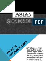 Asian Regionalism.ppt