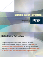 multiple batch extraction