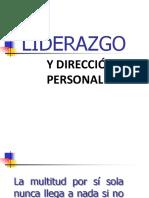 Liderazgo y dirección de personal.ppt