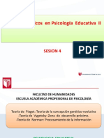 _SESION 4 Enfoques Teoricos de Psicologia Educatiba II