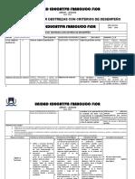 Planificación Por Destrezas Con Criterios de Desempeño Noveno