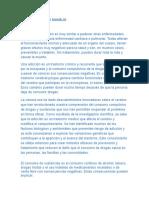 Pagina Web Adicciones y Su Manejo