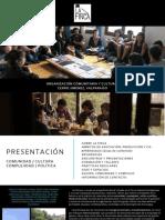 Dossier La Finca, Valparaíso Chile (2014-2018)