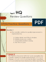 CPHQ Practice Questions Part 1