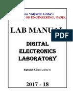 Final Del Lab Manual 2017