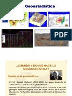 Geoestadistica Clase 01 y 02