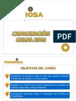 Presentación COLPA 2016