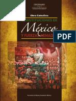 Obra Colectiva Constituciones de Mexico y Fuerzas Armadas