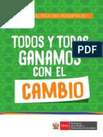 Guìa Metodológica Rotafolio Todos Ganamos 1