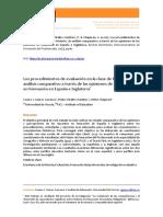 1. Los Procedimientos De Evaluacion En La Clase De Historia.pdf