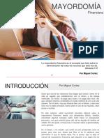 Manual Mayordomia Financiera