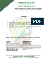 2019 Res 004 Gobierno Escolar