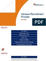 ICICI+Campus+Recruitment+PPT