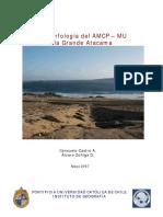 Geomorfología Del AMCP – MU Isla Grande Atacama