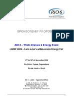 RIO 6 Sponsorship