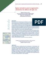 Garduño Vera - Paradigmas Normativos Para La Organizacion Documental Del Siglo 21.PDF