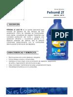 Petromil 2t Jaso Fb