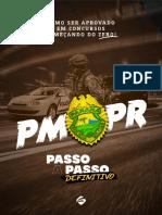 E Book Esquadrão PM PR