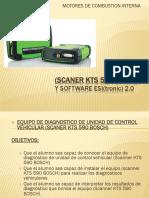 SCANER KTS 590 BOSCH).pptx