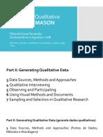Metodologia - Mason