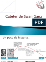 Cateterismo Derecho Swan Ganz